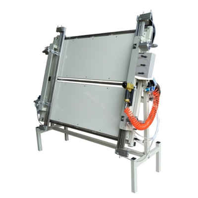 Stretch painting machine