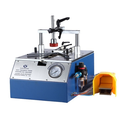 203 desktop pneumatic nail angle machine